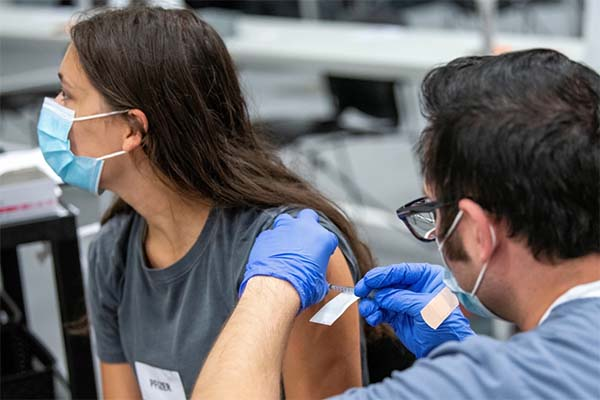 CDC endorses Pfizer COVID vaccine booster shots for millions of Americans