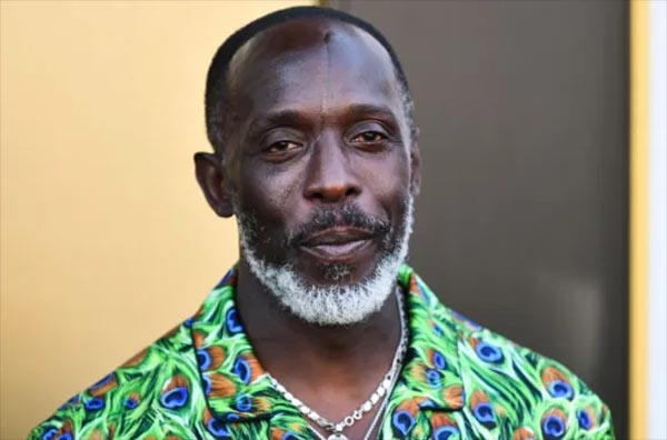 Michael K. Williams, 'The Wire' actor, has died at 54
