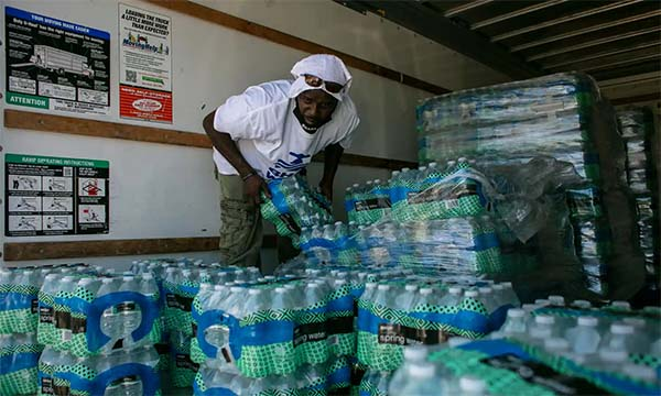 A Black town's water is more poisoned than Flint's. In a white town nearby, it's clean