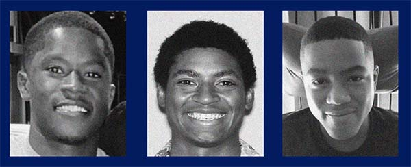 Families of missing Black men plead for police accountability