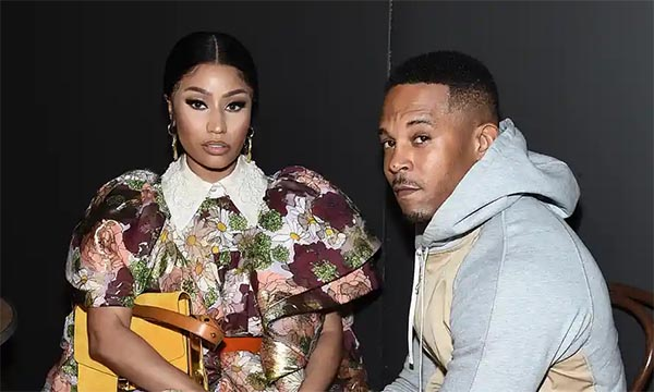 Nicki Minaj's Husband Kenneth Petty Pleads Guilty to Failure to Register as Sex Offender in California