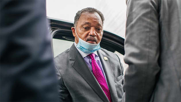 Jesse Jackson discharged from hospital after Covid, Parkinson's disease treatment