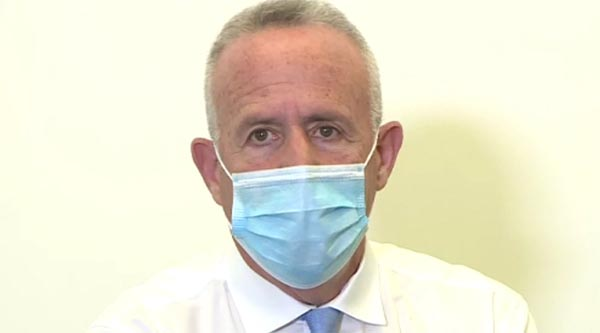 Mayor Darrell Steinberg tests positive for COVID-19, will quarantine at home