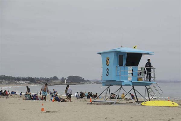Santa Cruz County becomes first Calif. county to drop mask mandate after delta wave