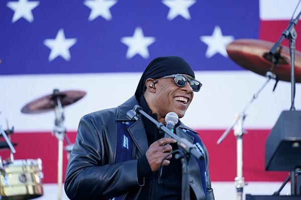 Stevie Wonder to Headline Global Citizen Live in Los Angeles