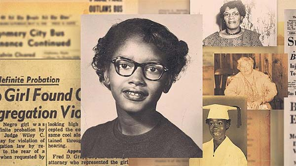 Claudette Colvin was arrested in 1955 for refusing to give up her seat on a bus. Now she's fighting to get her record expunged