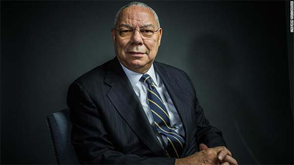 Colin Powell dies of complications from COVID