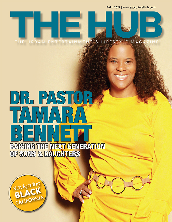 Fall 2021 issue of THE HUB Magazine