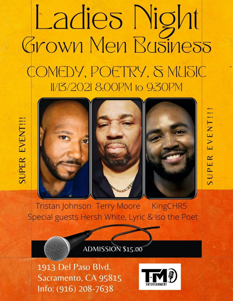 """Grown Men Business """"Ladies Night"""" (The Collaboration)"""