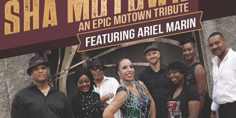 Sha'Motown An Epic Motown Tribute